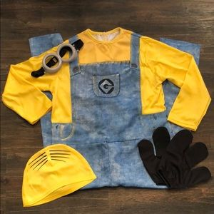 Other - Despicable Me 3 size 8-10 child costume